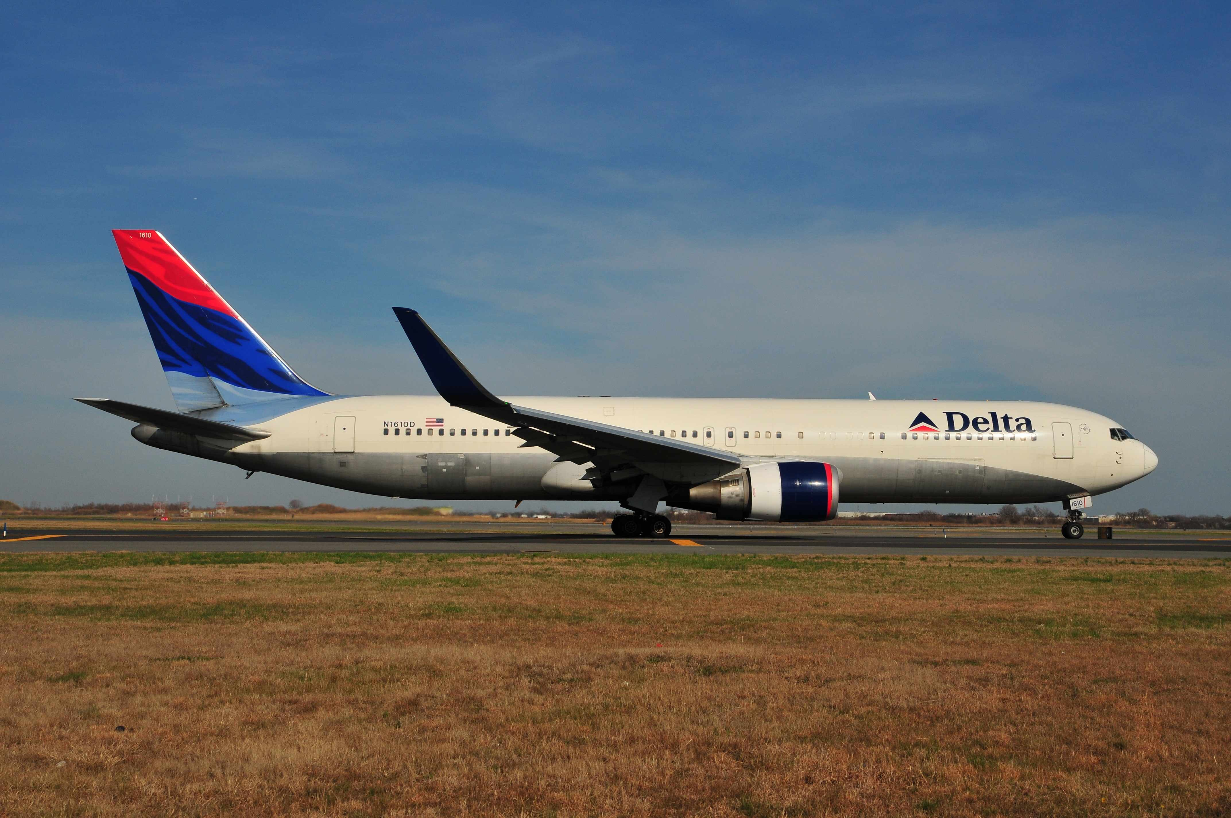 Delta Adds Its First 767-300