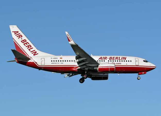 Please click on photo for full view, information and other Airberlin photos.