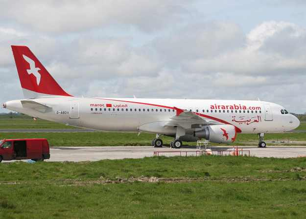 A320-214 D-ABDV (msn 3833) at Shannon is expected to become CN-NMB.  Copyright Photo: Trevor Mulkerrins.