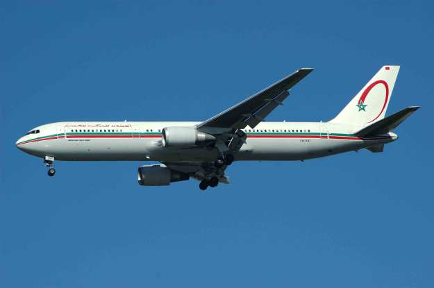 Please click on photo for full view, information and other Royal Air Maroc aircraft.