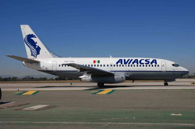 Please click on photo for full view, information and other AVIACSA aircraft.