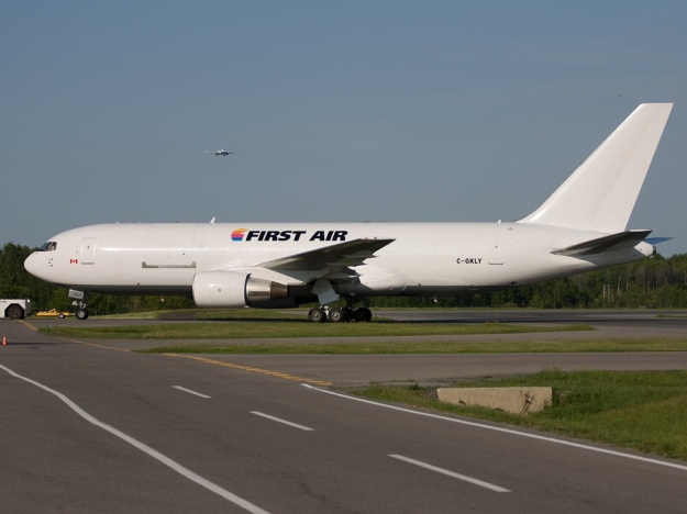 C-GKLY is pictured at the Ottawa base on June 5 shortly after the delivery.  Copyright Photo: Michael Parent Photography.