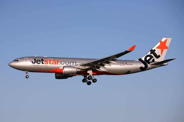 Please click on photo for full view, information and other Jetstar photos.