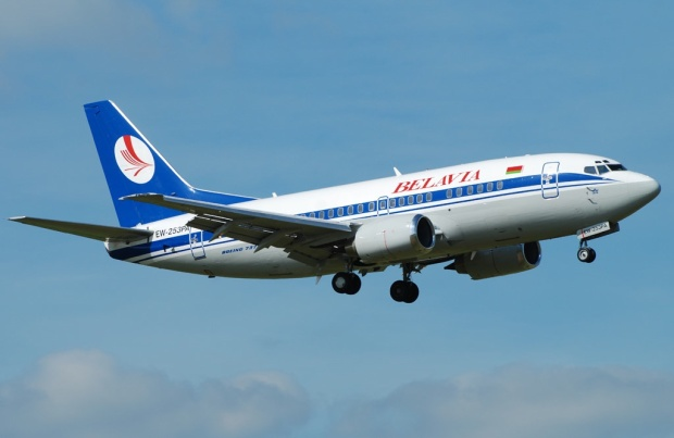Please click on photo for full view, information and other Belavia photos.