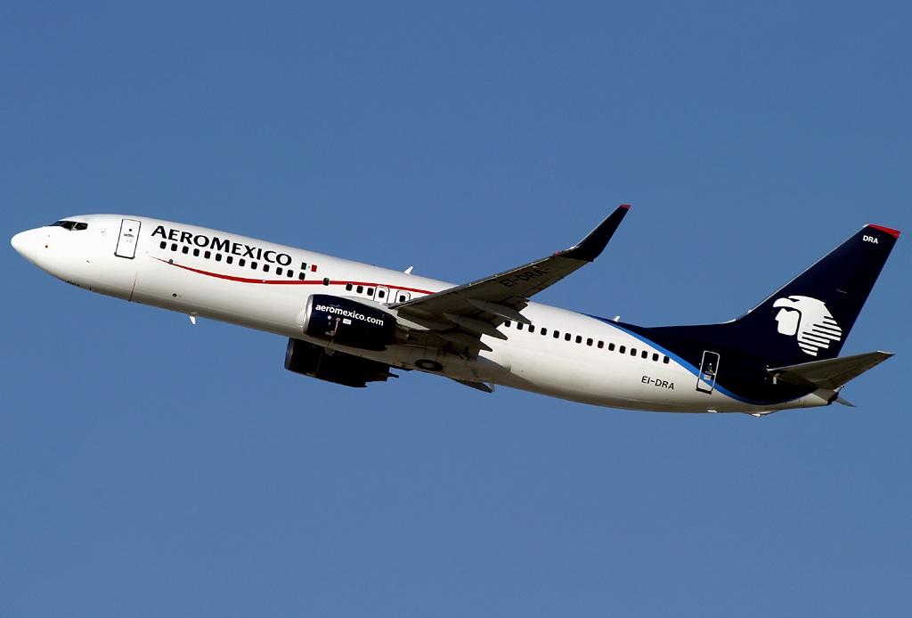 Aviones Lineas Aereas Mexicanas (Puro Orgullo)