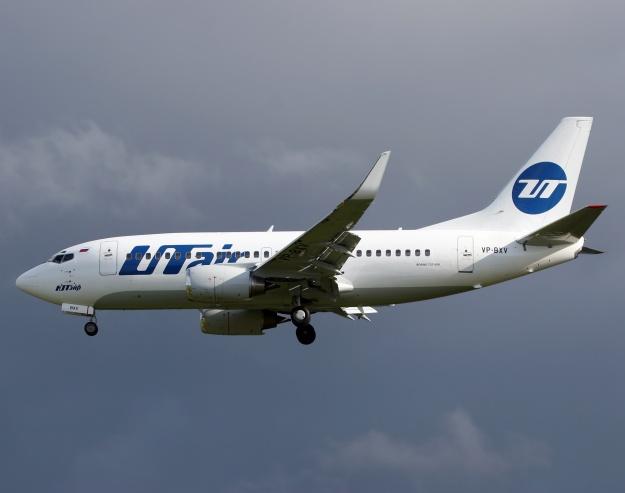 VP-BXV prepares to land at Moscow (Vnukovo).  Copyright Photo: Eurospot.