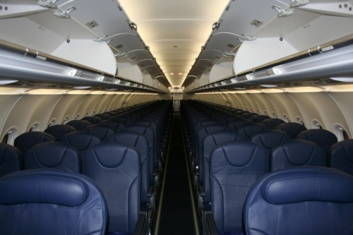 Spirit Airlines Puts Its First Airbus A320 Into Service With