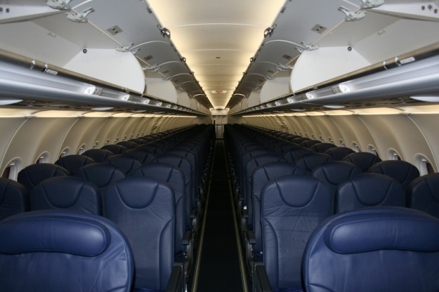 Spirit Airlines puts its first Airbus A320 into service with a new ...