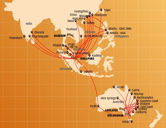 SEAIR (South East Asian Airlines)   World Airline News
