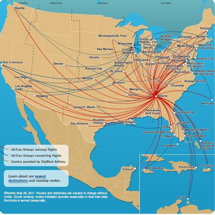 AirTran Airways | World Airline News