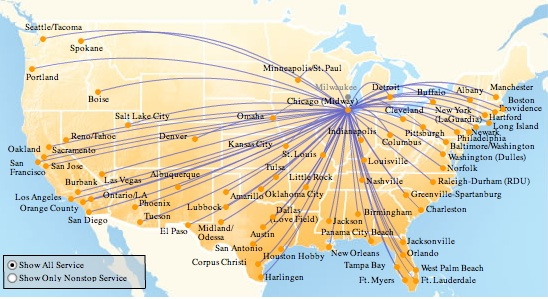 Southwest Airlines suffers growing pains as it adds more congested on scandinavian airlines flight map, silver airways flight map, expressjet flight map, compass airlines flight map, mesa airlines flight map, china eastern airlines flight map, air china flight map, american airlines flight map, farecompare flight map, aegean airlines flight map, spirit airlines route map, delta flight map, liat flight map, lan airlines flight map, 2014 south west airlines flight map, united airlines flight map, airtran flight map, hainan airlines flight map, southern airlines flight map, porter airlines flight map,