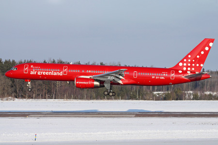 Tasman Cargo Airlines to operate the former Air Greenland Boeing 757-200 for DHL | World Airline ...