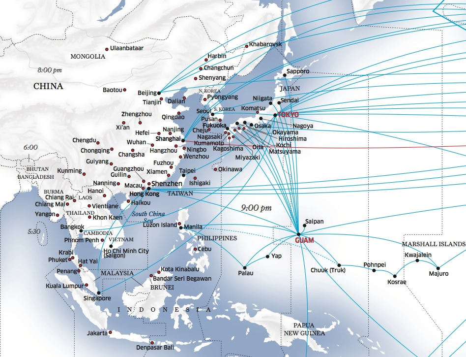 United Micronesia Route Map on united international route map, virgin australia destinations map, united airline airport destinations, destination on a map, continental airlines map, spirit airlines destinations map, northwest destinations map, united flight route map, american airlines destination map, qantas destinations map, copa airlines destinations map, allegiant air destinations map, air new zealand destinations map, hawaiian airlines destinations map, us airways destination map, spirit air seat map, united express airline routes, korean air destinations map, jetblue destinations map, delta destinations map,