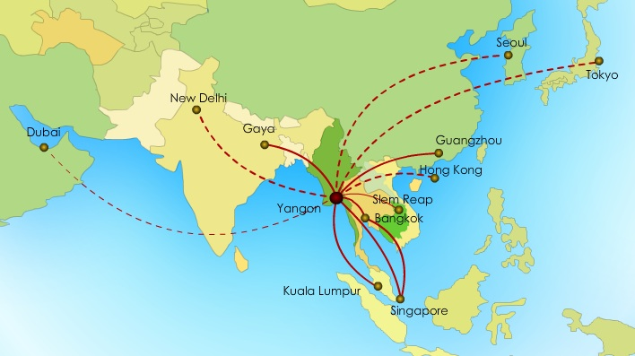 MAI-Myanmar Airways International   World Airline News