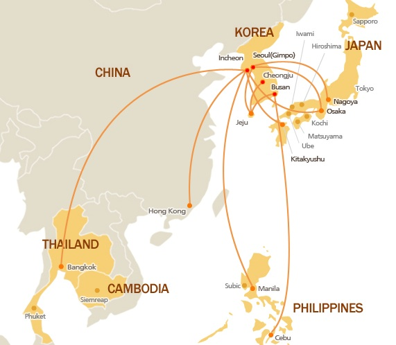 Jeju Air to launch two new routes from Incheon | World Airline News