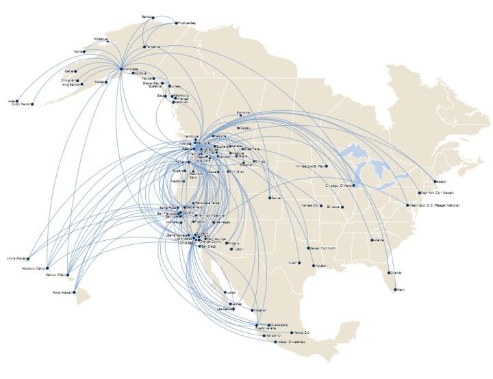Alaska Destinations Map | Joshymomo.org