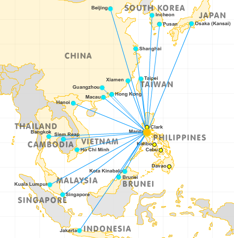 Cebu Pacific Air adds the Manila-Hanoi route | World Airline News