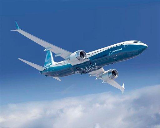 Boeing 737 MAX (Flt)(Boeing)(LR)