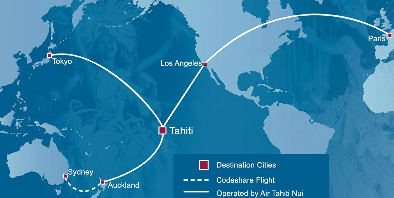 Air Tahiti Nui World Airline News