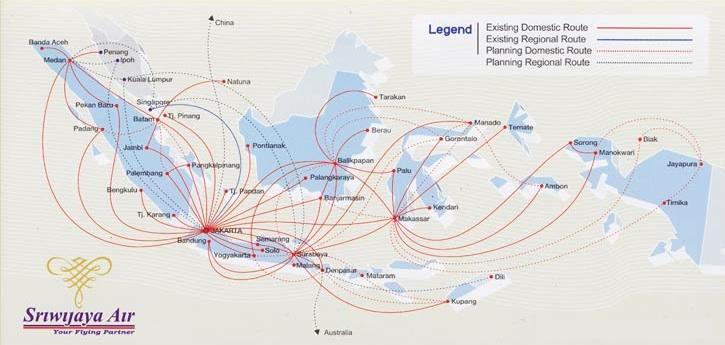 Sriwijaya Air | World Airline News