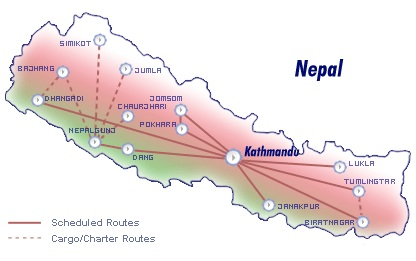 Nepal | World Airline News