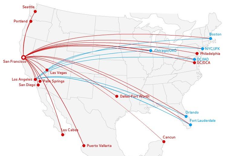 Virgin America – World Airline News