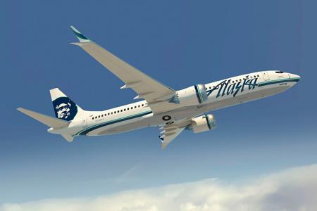 Alaska Airlines Orders 13 Boeing 737 900 Ers 20 737 Max