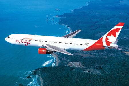 Air Canada Rouge 767-300 (12)(Flt)(Air Canada)(LRW)