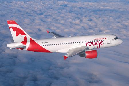 Air Canada Rouge A319-100 (12)(Flt)(Air Canada)(LRW)