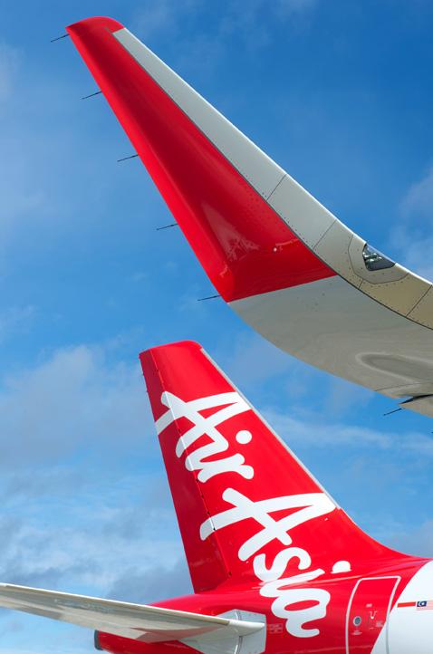 AirAsia (Malaysia) A320-200 F-WWIC (9M-AQQ)(12)(Tail) TLS (Airbus)(LRW)