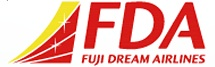 FDA-Fuji Dream Airlines logo