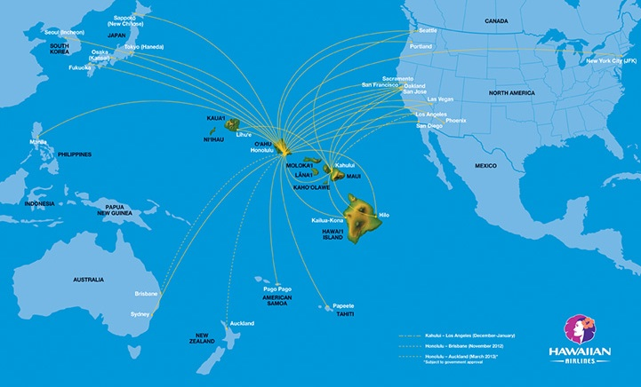 Hawaiian 122012 route map world airline news hawaiian 122012 route map gumiabroncs Image collections
