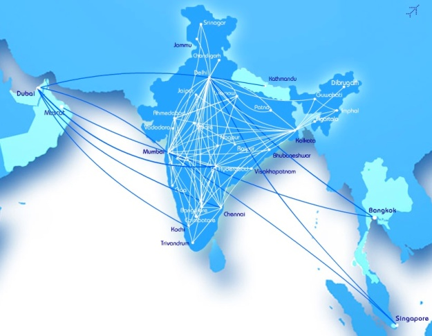 IndiGo considers spreading its wings from Kolkata to Singapore and ...