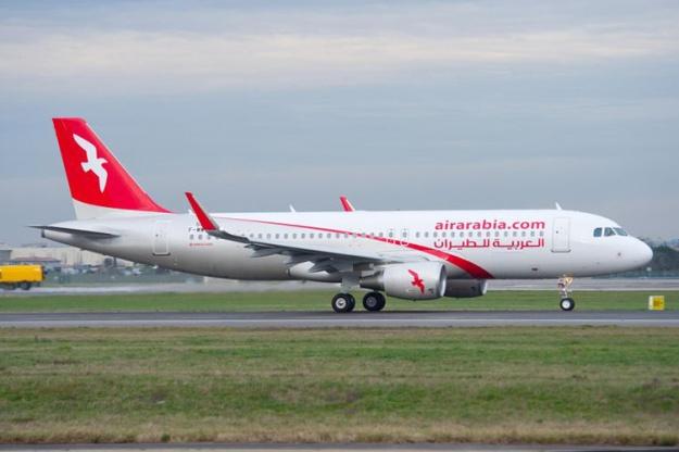 Airarabia.com A320-200 WL F-WWIM (A6-ANO)(04)(Grd)(Airbus)(LR)
