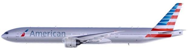 American 777-300 (13)(American)(LR)