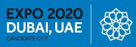 Expo 2020 Dubai UAE logo