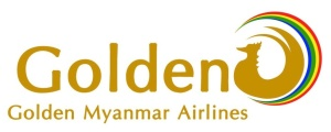 Golden Myanmar Airlines (large) logo