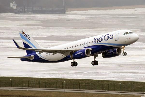 IndiGo A320-200 WL (06)(Tko)(Airbus)(LR)