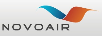 NovoAir logo