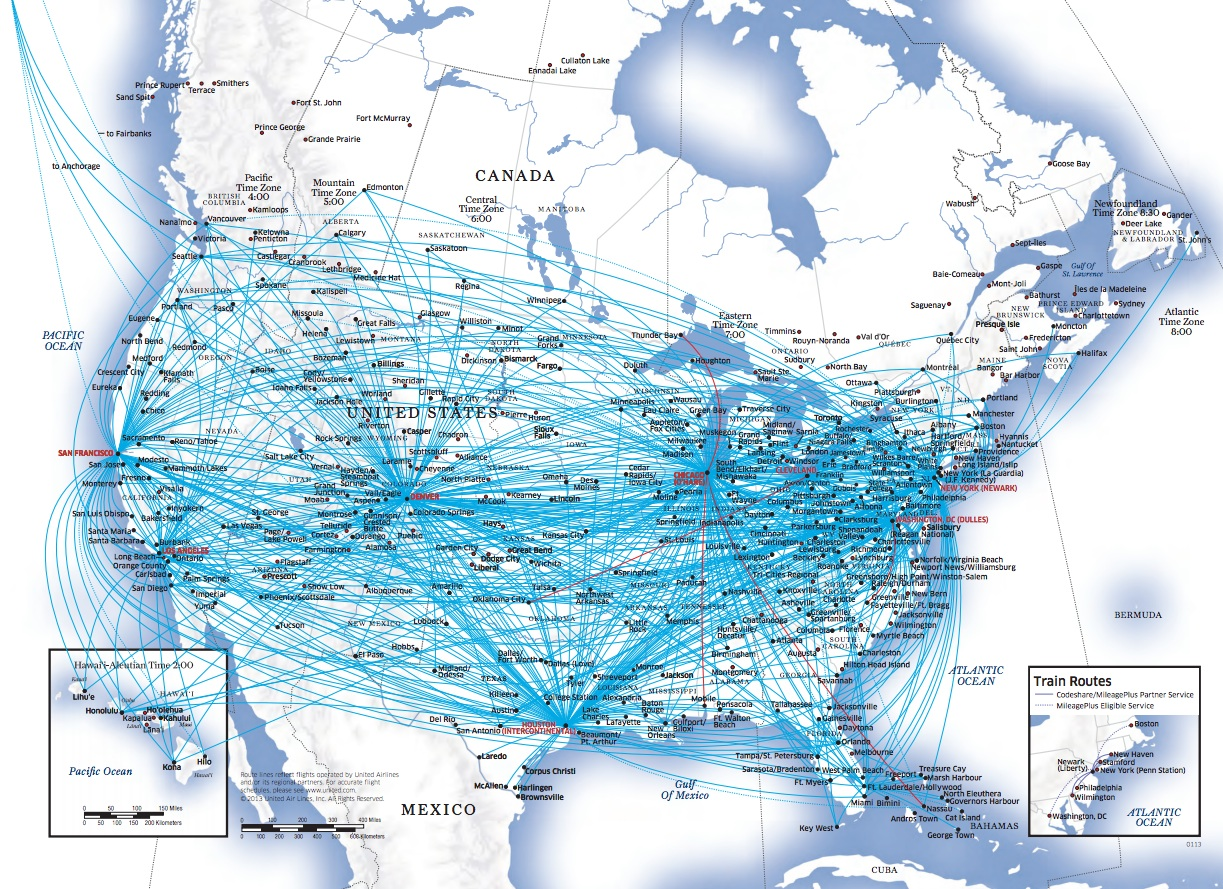 World Airline Route Map http://videosnpictures.com/pictures/worldairlinenews.com