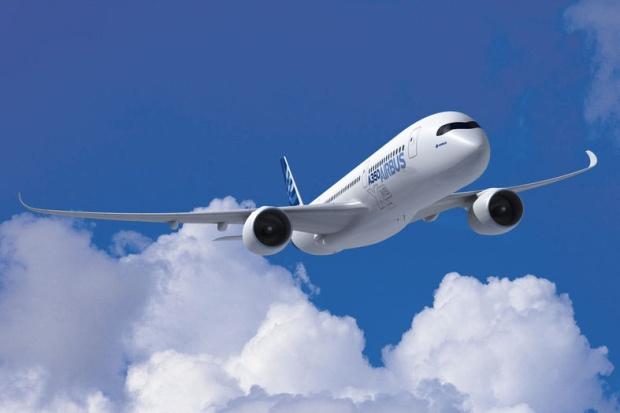 Airbus A350 XWB (Flt)(Airbus)(LR)