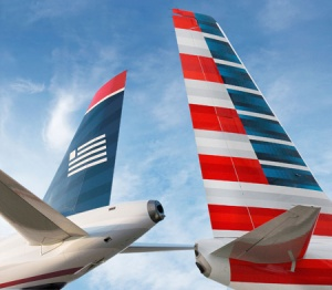 AMERICAN AIRLINES AIRCRAFT TAILS