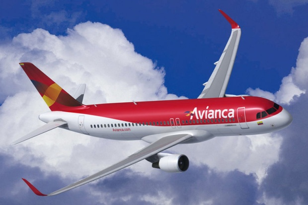 Avianca (Colombia) A320-200 WL (05)(Flt)(Airbus)(LR)