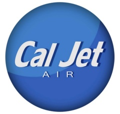 Cal Jet Air (large) logo