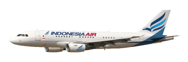 Indonesia Air A320 Image