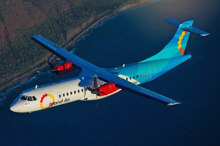 Island Air ATR 72-200 N348AE (N941WP)(12)(Flt)(Island Air)(LRW)