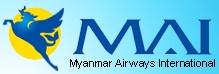 MAI-Myanmar Airways International logo