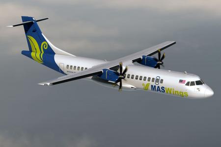 MASwings ATR 72-600 (07)(Flt)(ATR)(LRW)
