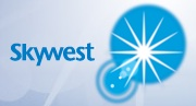Skywest (Australia) logo