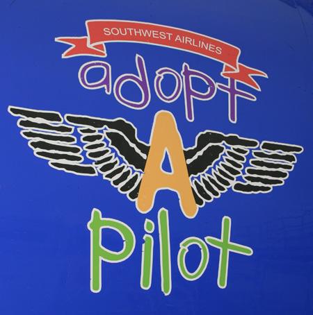 Southwest 737-700 WL N273WN (01-Adopt A Pilot)(Nose) SNA (MCR)(LRW)
